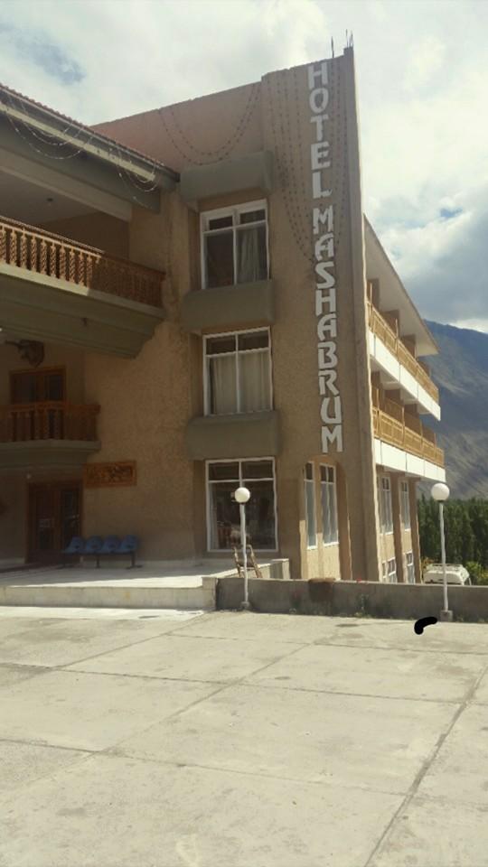Mashabrum Hotel Skardu
