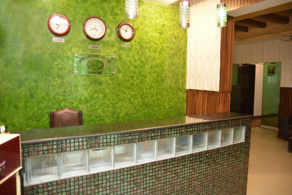 Green Fort Hotel