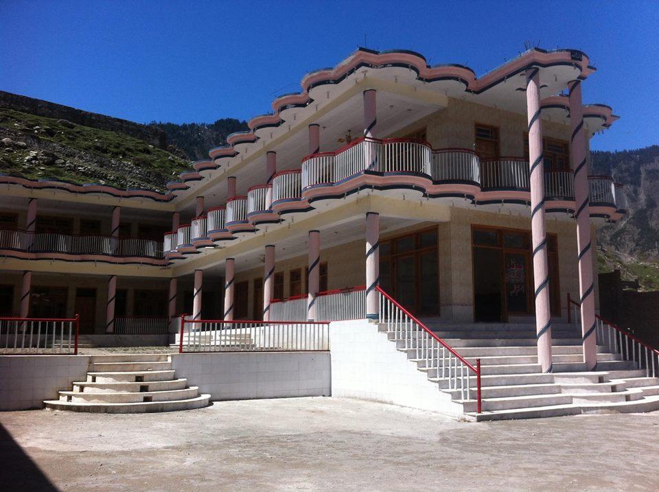 Swat Galaxy Hotel Kalam
