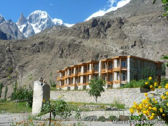 Eagles Nest Hotel Duikar Altit Hunza
